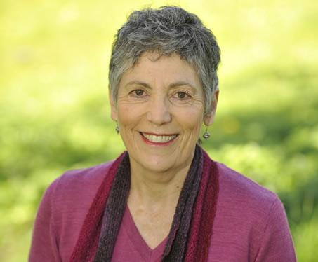 Janine Koch - meditation teacher