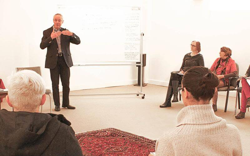 Meditation Teacher Training - Lifeflow Meditation Centre
