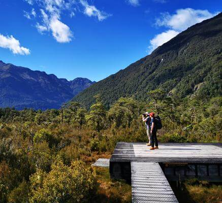 lifeflow blog meditation on the milford track