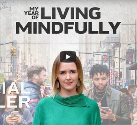 My Year of Living Mindfully Graduate Member Seminar Movie Night
