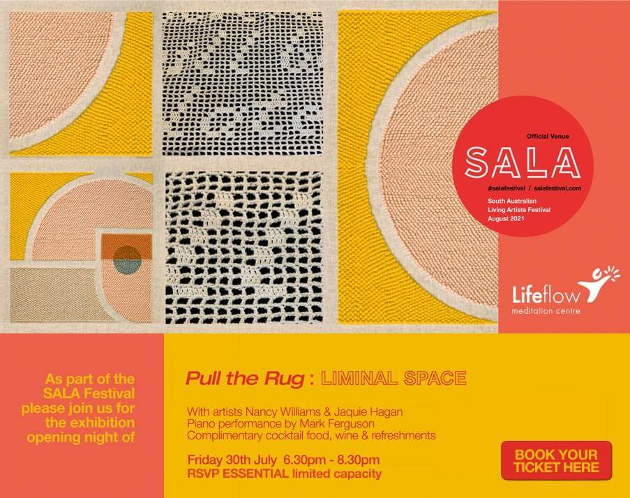 SALA PULL THE RUG LIMINAL SPACE