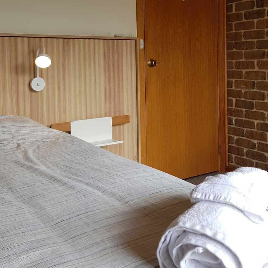 Kookaburra room - view of bed #2